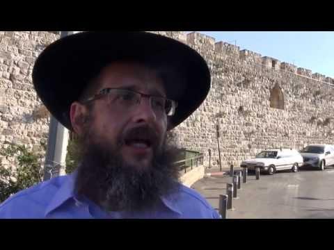 2eme visite touristique en Live du rav Dynovisz  a Jerusalem