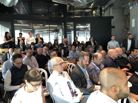 theDOCK Wave1 Demo Day – celebrating maritime innovation in Israel!