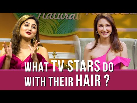 Chemical Hair Color Vs Natural Hair Color—Shocking Facts | Indus Valley Talk Show | Episode -1