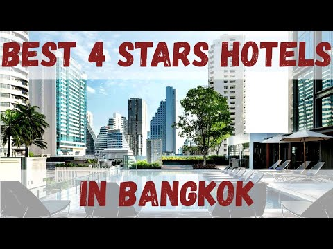 Top 10 best 4 stars hotels in Bangkok, Thailand sorted by Rating Guests