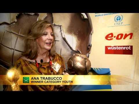 Energ Globe World Award Rwanda 2010