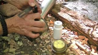 Field cook set - ultra light
