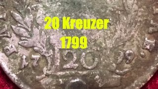 Jimmy Finds Coin From the 1700's!
