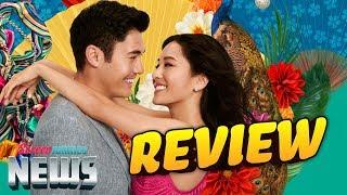 Crazy Rich Asians - Review!