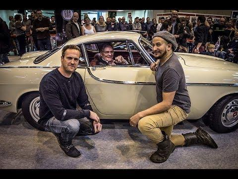 I maghi del garage - Volvo P1800