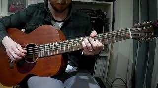 Sigma 000m-15s - fingerpicking jam