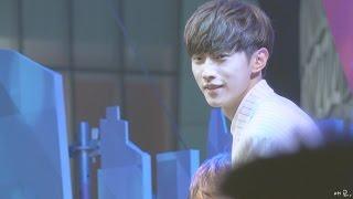 151017 B1A4 롯데월드몰 콘서트 : SweetGirl (진영 focus)