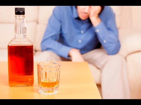 Алкоголизм – симптомы