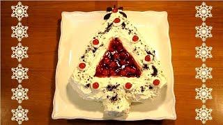 Christmas Dessert   Easy No Bake Recipes   Chocolate Refrigerator Roll