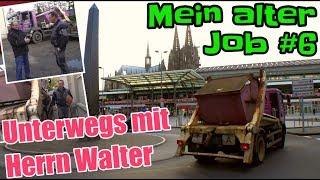 Mein alter Job #6   Unterwegs mit Herrn Walter