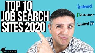 Top 10 Job Search Sites 2020 (Plus Bonus)