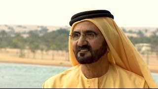 Sheikh Mohammed (FULL) exclusive - BBC NEWS