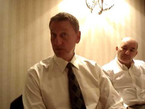 Entrevista Alex Pittman, gerente general para Amér...