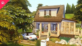 Hygge Hideaway | CC Free | The Sims 4: Tiny Living