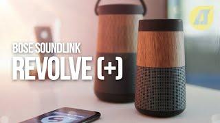 mqdefault - [Amazon.de] BOSE SoundLink Revolve Bluetooth Lautsprecher schwarz portabel mit Akku für nur 169€ statt 180€