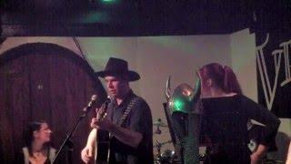 Vlkodlak live Dark Folk troll le 29/01/16 au BarKing Neuchatel Part 1!!!!!