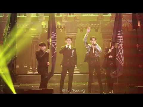 180506 GOT7 - King (Jinyoung, Bambam Unit) @Eyes On You Tour in Seoul Mp3