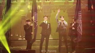180506 GOT7 - King (Jinyoung, Bambam Unit) @Eyes On You Tour in Seoul