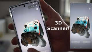 Galaxy Note 10+ 3D Scanner | FIRST IN-DEPTH HANDS ON LOOK