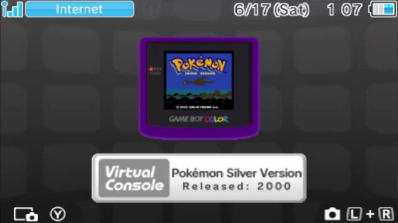 pokemon silver how to change time