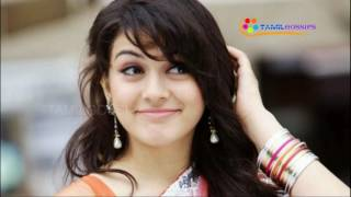 Hansika Starts New Channel on Youtube!