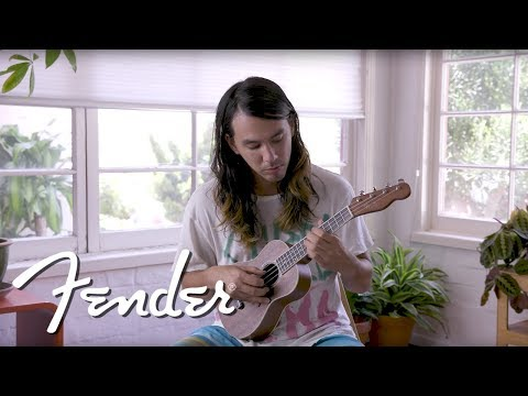 California Coast Ukuleles Demo with Zac Carper | Fender
