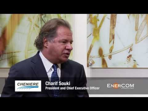 Interview with Charif Souki Cheniere Energy at EnerCom's The Oil & Gas Conference
