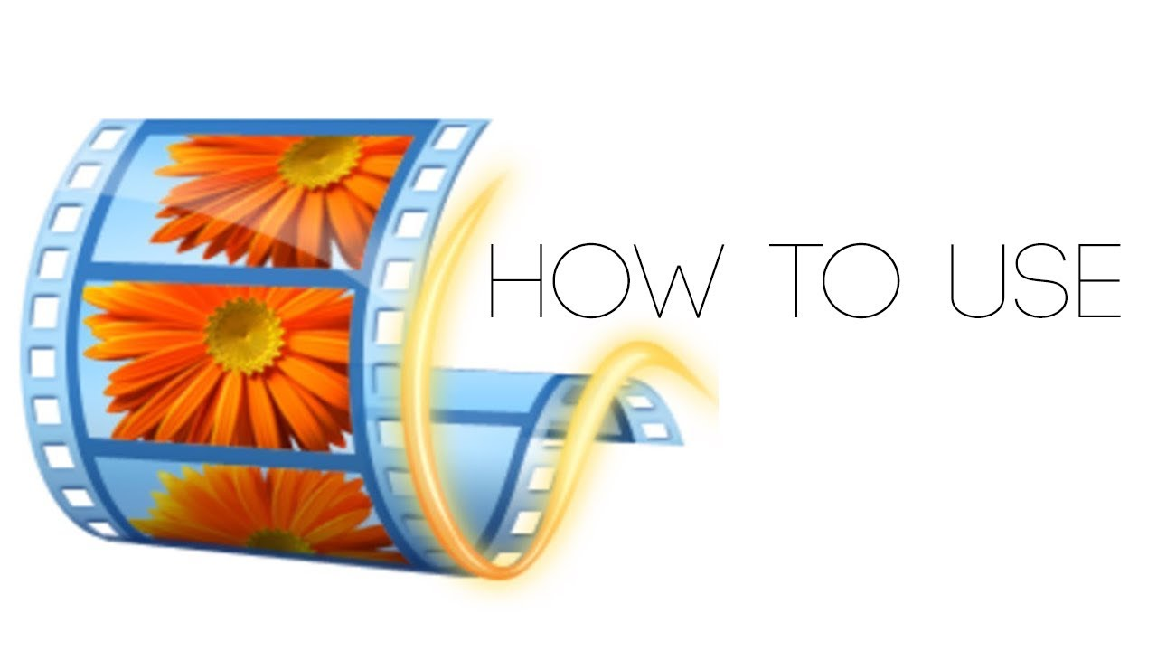 how to use windows media maker