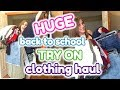 HUGE Back to School Clothing HAUL | CLEARANCE Items