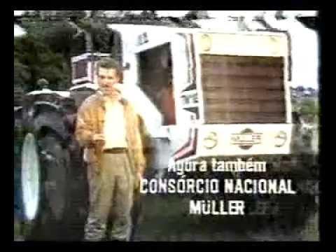 Intervalo Manchete Rural - Porto Alegre/RS (Outubro/1988)