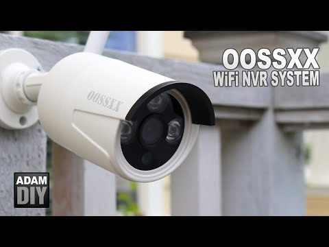 A $229 WiFi Security Camera System?!  [OOSSXX Review]