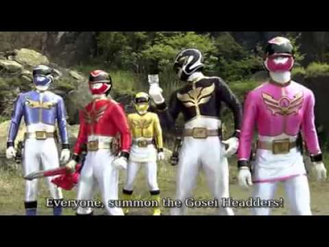 Tensou Sentai Goseiger - Epic On The Movie Part 2