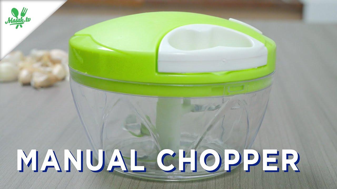 Unboxing Manual Chopper