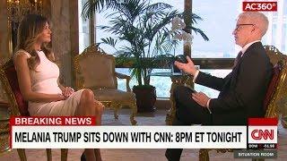 Anderson Cooper DESTROYS Melania Trump On Crippling Hypocrisy Of Cyberbullying -- Trump Is A Bully