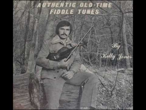 Authentic Old-Time Fiddle Tunes by Kelly Jones