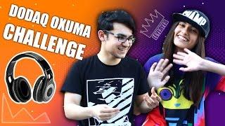 Baixar DODAQ OXUMA CHALLENGE ! Lili Aliyeva ilə birlikdə | Zaqatala VLOG
