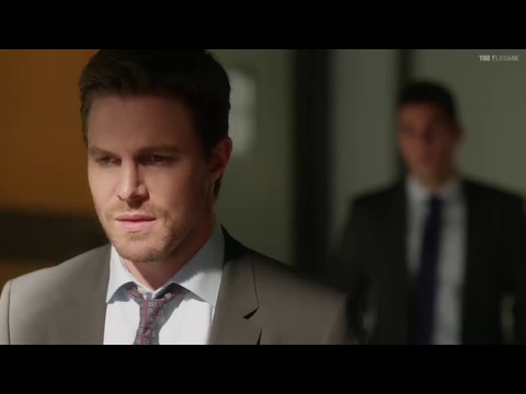 Arrow 5x15 Oliver  Adrian Chase