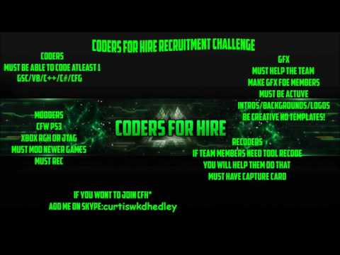 Coders For Hire Recruitment Challenge