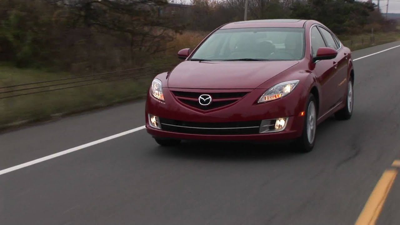 2010 Mazda Mazda6 I Touring Plus Drive Time Review Testdrivenow Youtube