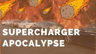 Will the Tesla Model 3 Bring the Supercharger Apocalypse?