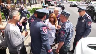 Փոստանջյանին բռնի ուժով դուրս բերեցին Տարոն Մարգարյանի շտաբից