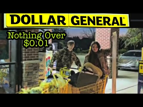 Tips For Finding Penny Items - How To Get The Penny List For Dollar General