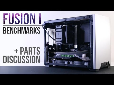 Fusion I  - Mini Gaming PC - Parts Discussion and Benchmarks