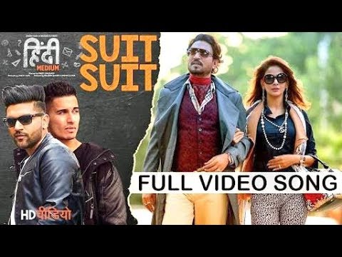Suit Suit Karda Lyrical Full Video Song Hindi Medium Guru