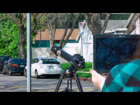 COSMOS 90GT WiFi Telescope Tour