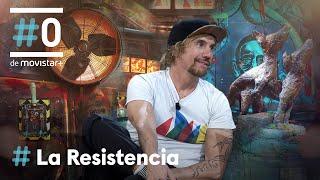 LA RESISTENCIA - Entrevista a Macaco   #LaResistencia 03.03.2021