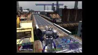 Gundam: Journey to Jaburo - Alex Gameplay