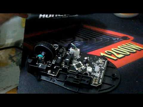 Razer Imperator disassembled