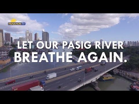 Panahon.TV | PANAHON TV REPORTS | Ilog Pasig Rehabilitation