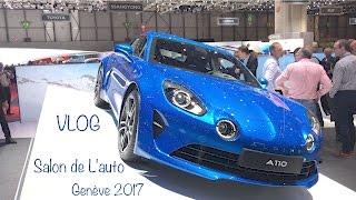 VLOG - Salon de l'auto de Genève 2017 (4K/Ultra HD)